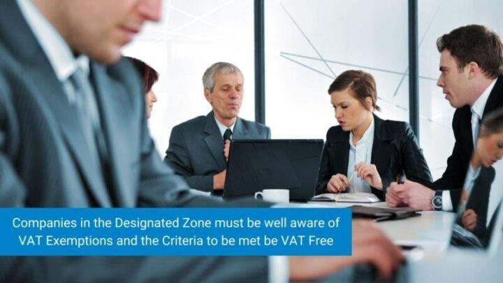 Designated Zone in UAE
